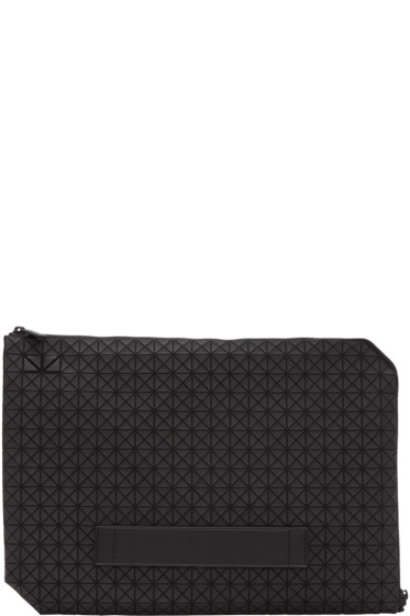 Bao Bao Issey Miyake - Black Document Holder