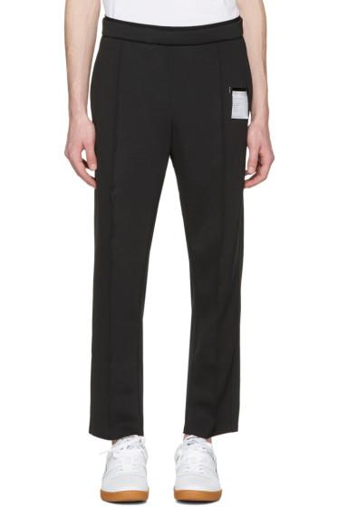 Satisfy - Black Post-Run Lounge Pants