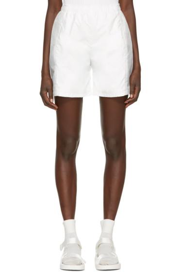 Cottweiler - White Shade Shorts