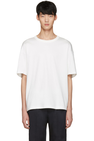 Tomorrowland - White Panel Crew T-Shirt