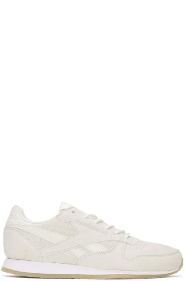 Reebok Classics - Off-White Sail Away Sneakers