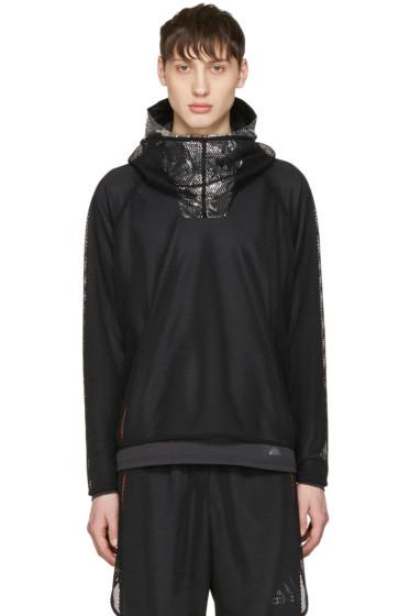 Adidas x Kolor - Black Climachill Hoodie
