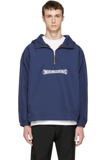 Noon Goons - Navy Beach Breaker Jacket
