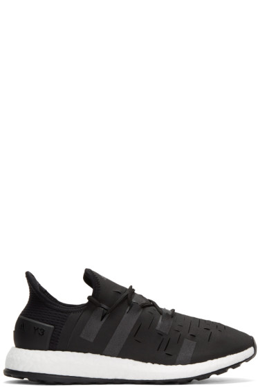 Y-3 SPORT - Black Approach Sneakers