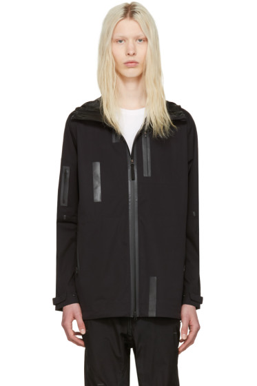 Y-3 SPORT - Black Rain Zip Jacket