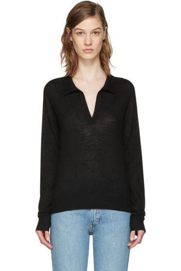 Totême - Black Rhones Pullover
