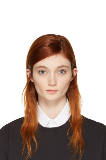 Hyke - White Detachable Collar