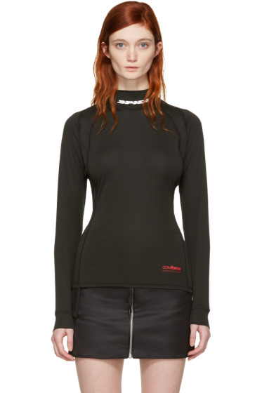 Alyx - Black Active Long Sleeve T-Shirt