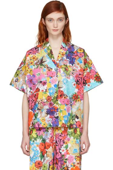 Ports 1961 - Multicolor Floral Shirt