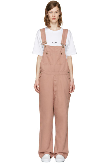 Perks and Mini - Pink Workless Dungarees