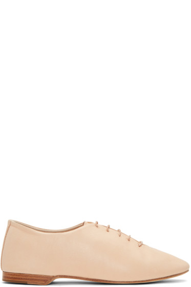 Hender Scheme - Beige Manual Industrial Products 13 Oxfords