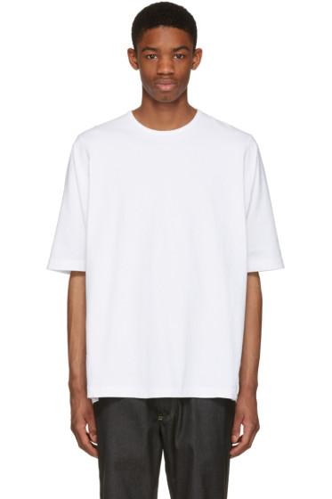Ganryu - White Oversized T-Shirt