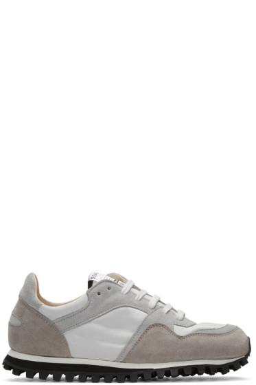 Spalwart - Grey Marathon Trail Sneakers