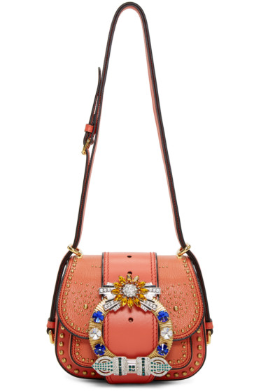 Miu Miu - Red Dahlia Bag