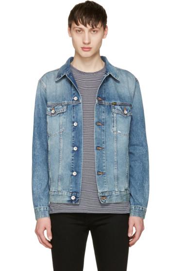 Tiger of Sweden Jeans - Blue Denim Primal Jacket