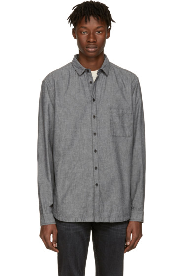 Tiger of Sweden Jeans - Grey Mellow Shirt