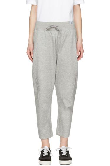 adidas Originals XBYO - Grey Yamaho Terry Lounge Pants