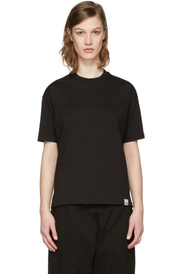 adidas Originals XBYO - Black Panelled T-Shirt