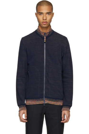 Missoni - Blue Track Jacket