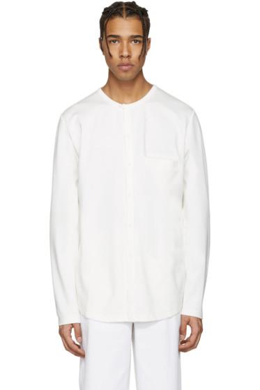 Rochambeau - Ecru K.R. Henley Shirt