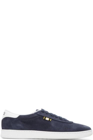 Aprix - Navy Suede APR-002 Sneakers