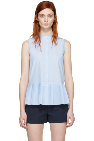 Kuho - Blue Dator Shirt