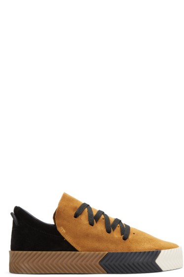 adidas Originals by Alexander Wang - Tan Skate Sneakers