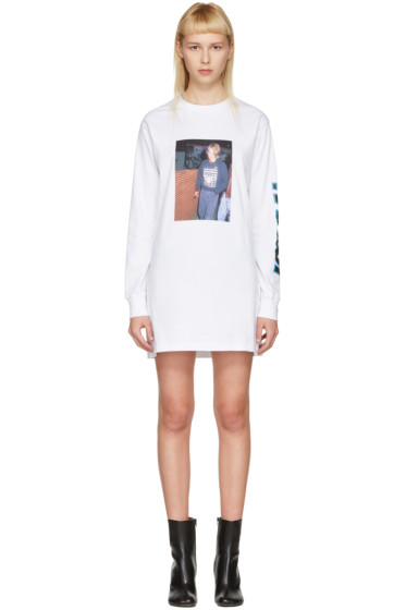 Ashley Williams - White River Phoenix T-Shirt Dress