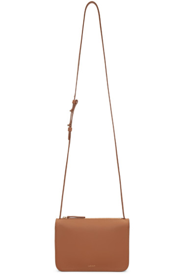 Cuero&Mor - Tan Mini Crossbody Bag