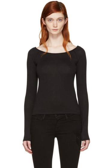 Rag & Bone - Black Oasis T-Shirt