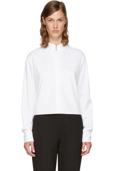 Rag & Bone - Reversible White Calder Shirt