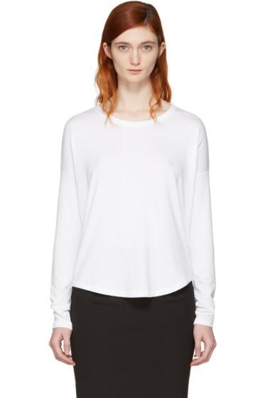 Rag & Bone - White Hudson T-Shirt