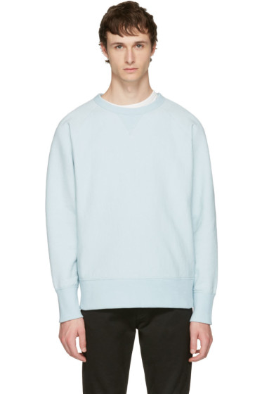 Rag & Bone - Blue Racer Sweatshirt