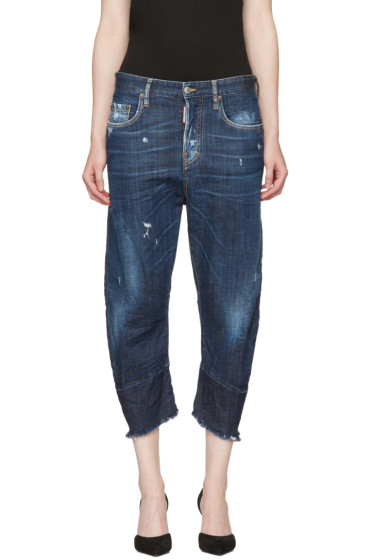 Dsquared2 - Blue Kawaii Jeans