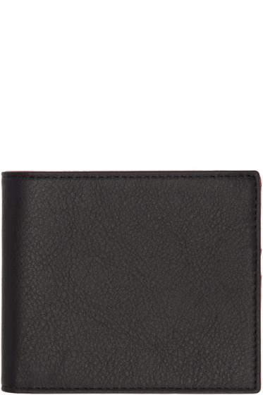Maison Margiela - Black Bifold Wallet