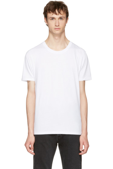 Maison Margiela - Three-Pack White Stereotype T-Shirts