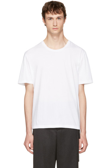 Maison Margiela - White Replica T-Shirt