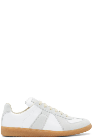 Maison Margiela - White Replica Sneakers
