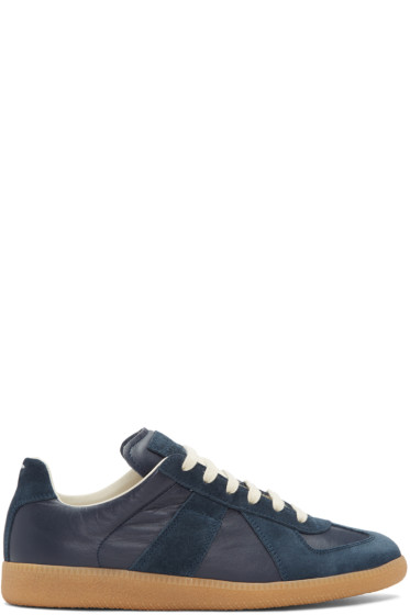 Maison Margiela - Navy Replica Sneakers