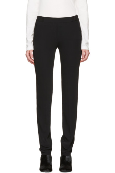 MM6 Maison Margiela - Black Fluid Trousers