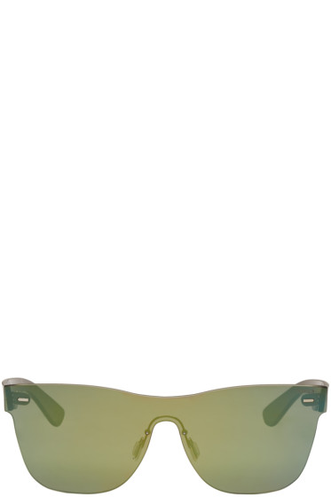 Super - Green Tuttolente Sunglasses