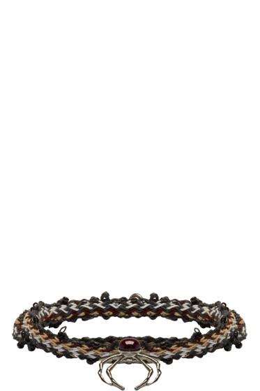 Lanvin - Multicolor Spider Bracelet