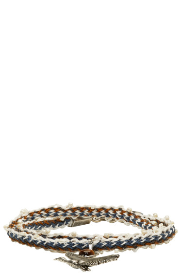 Lanvin - Multicolor Bird Bracelet