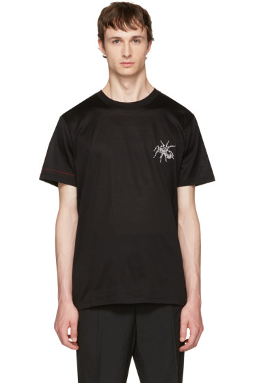 Lanvin - Black Spider T-Shirt