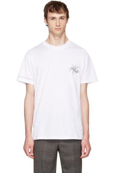 Lanvin - White Spider T-Shirt