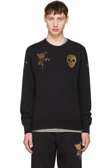 Alexander McQueen - Black Bullion Sweatshirt