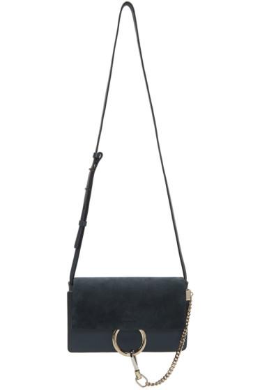 Chloé - Blue Small Faye Bag
