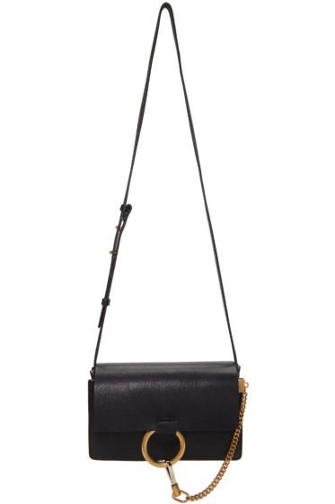 Chloé - Black Small Faye Bag