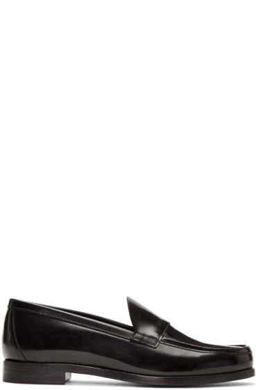 Pierre Hardy - Black Hardy Loafers