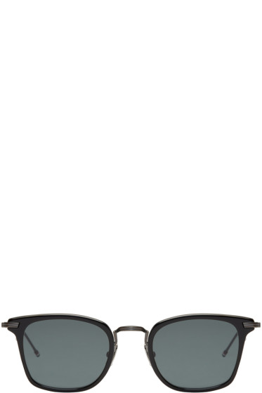 Thom Browne - Black TB 905 Sunglasses